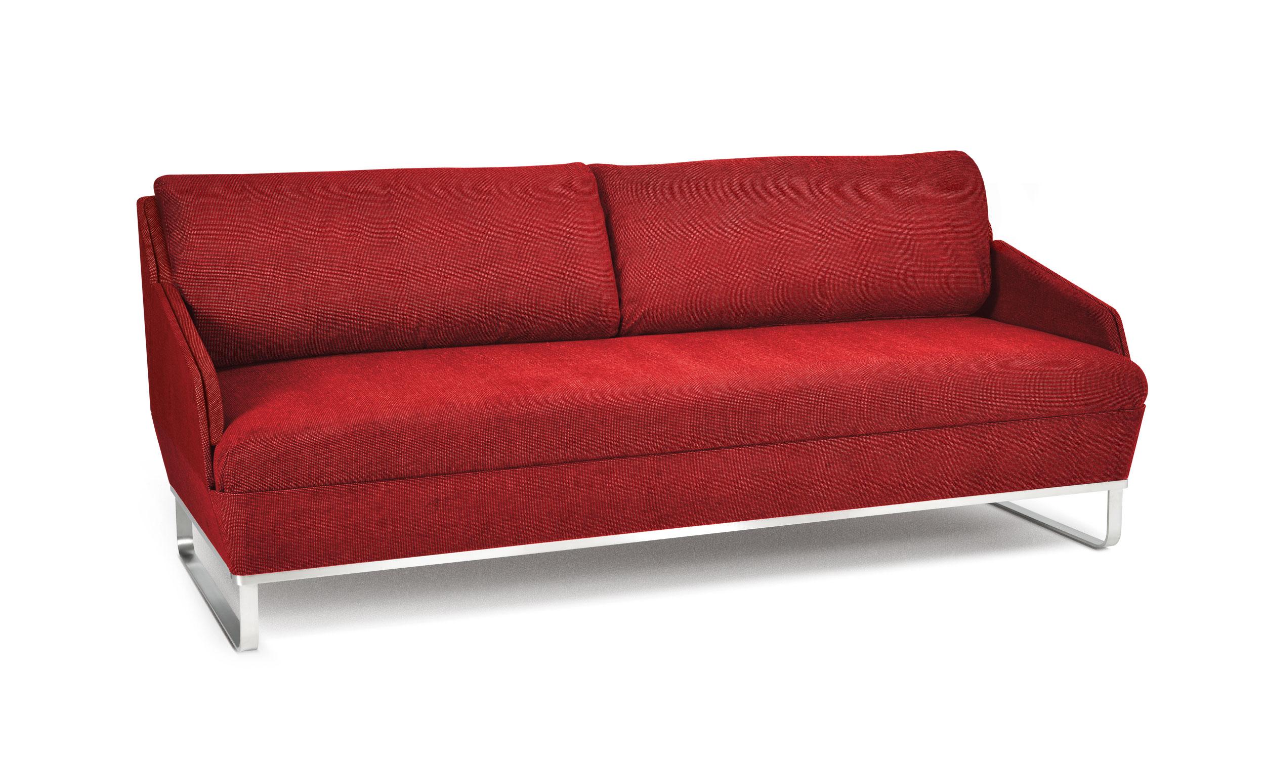 Bed for living deluxe swiss plus ag swissplus - Stoffe fur stuhle beziehen ...