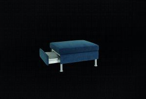BED for LIVING Hocker 84