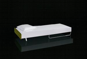 BED for LIVING Hocker 4
