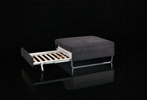 BED for LIVING Hocker 1